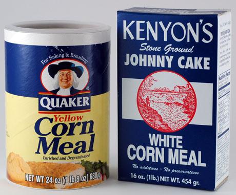Cornmeal (Recipe: Polenta, squash and cheese loaf) {vegetarian, gluten ...