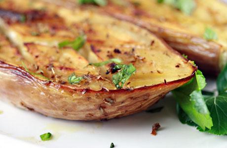 Oregano eggplant