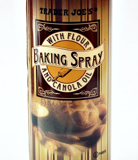 Baking spray