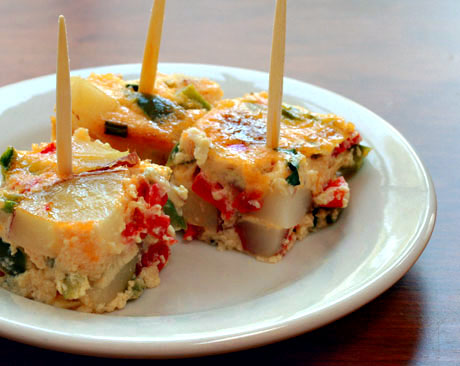 The perfect pantry garlic recipe oven baked tortilla espaola tortillaespanola1 forumfinder Images