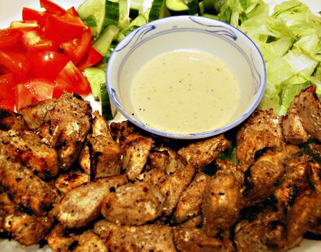 Syrianspicechicken