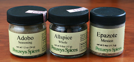 Threepenzeysspices