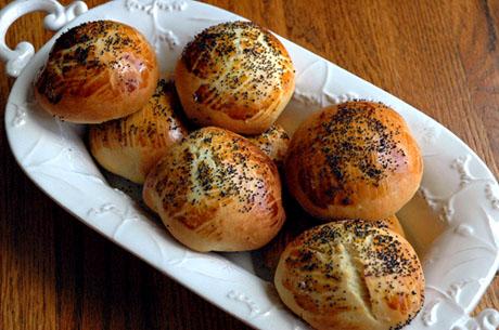 Armenian-brioche