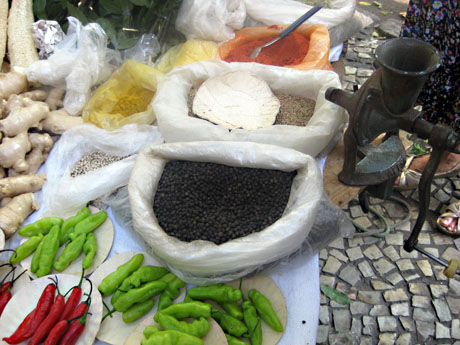 Copacabana spice grinder