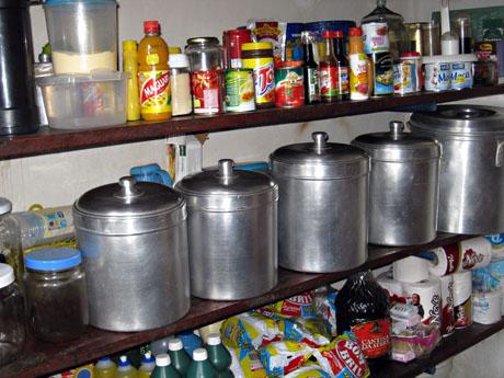 Nandos pantry
