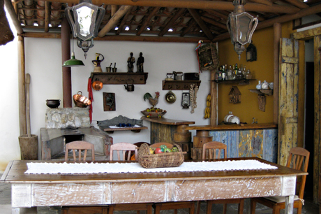 Diamantina kitchen