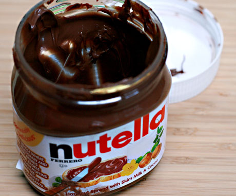 Nutella from Canada