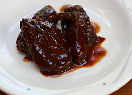 Chipotle peppers in adobo