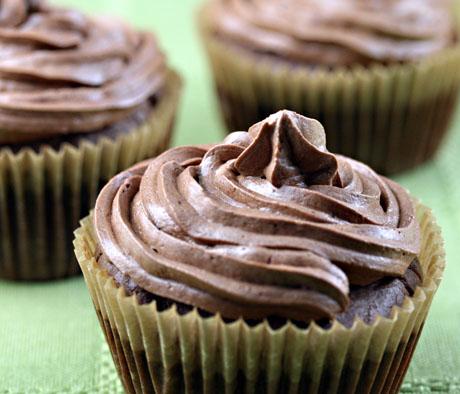 Sugar free cupcake