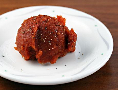 The Perfect Pantry®: Black pepper (Recipe: sun-dried tomato