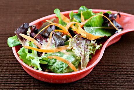 Ginger-miso Salad Dressing