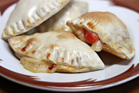Cheese empanaditas