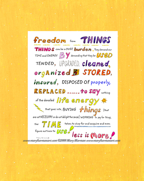 Freedom From Things V3 8 x10 Typepad