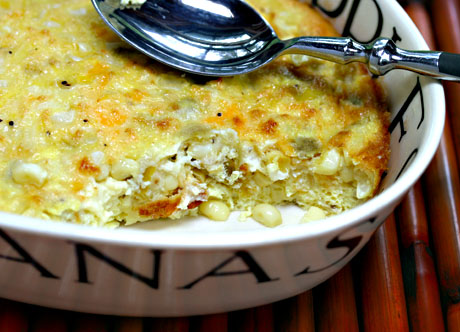 ... breakfast casserole with zucchini and green chile corn green chile egg