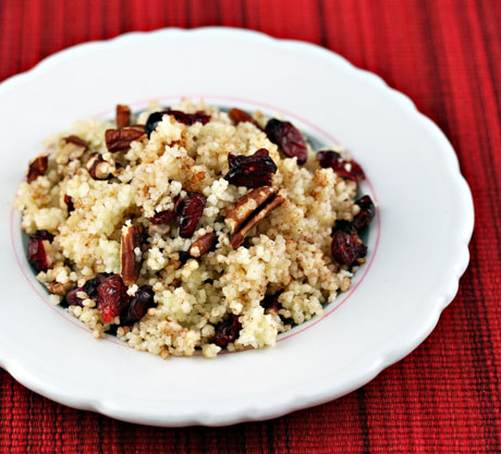 Sweet couscous