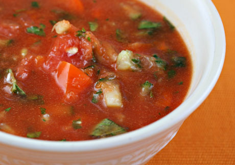 Watermelon gazpacho recipe easy
