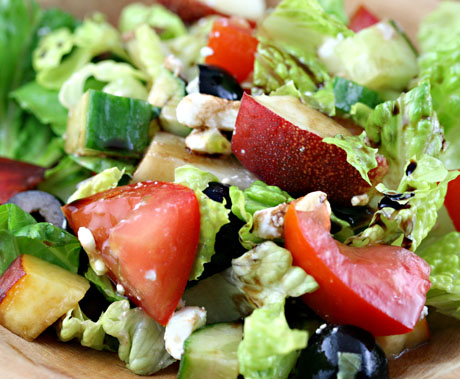 Balsamicgreensalad1