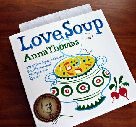 Love Soup cookbook