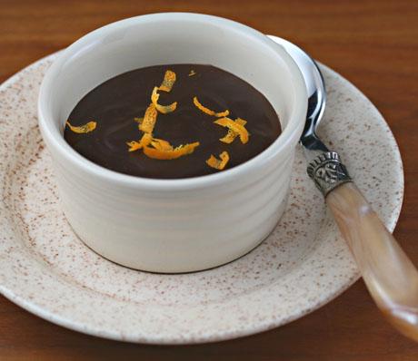 Espresso chocolate cups