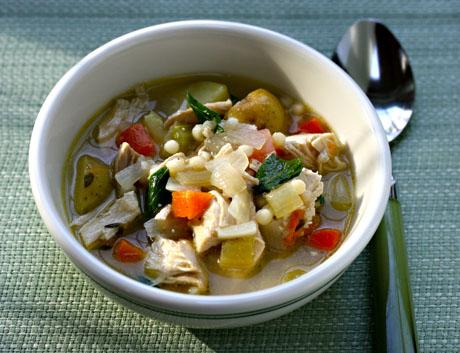best chicken alphabet soup recipe
