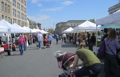 Schenectady-greenmarket