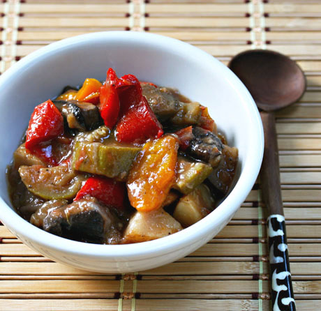 Slow-cooker-ratatouille