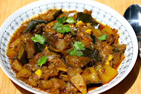 The perfect pantry recipe for slow cooker punjabi eggplant with punjabi eggplant 1 forumfinder
