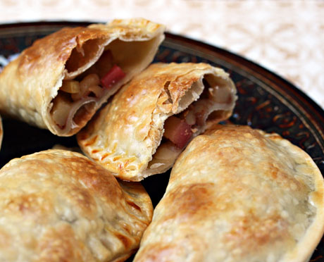 Apple-walnut-turnovers