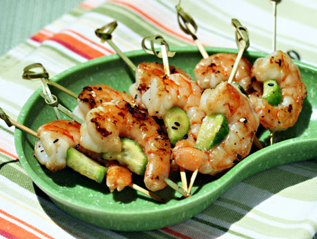 Grilled-sesame-lime-shrimp-and-cucumber-1