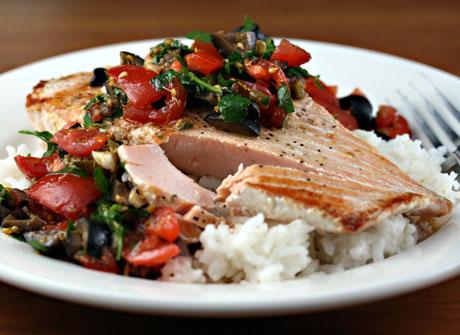 Salmonwithtomatorelish1