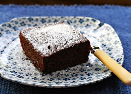 Chocolatedumpcake