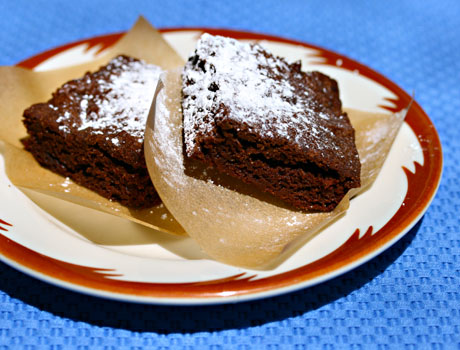 Mocha-fudge-brownies