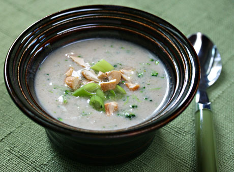 Curried-cashew-soup