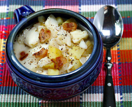 New-england-fish-chowder