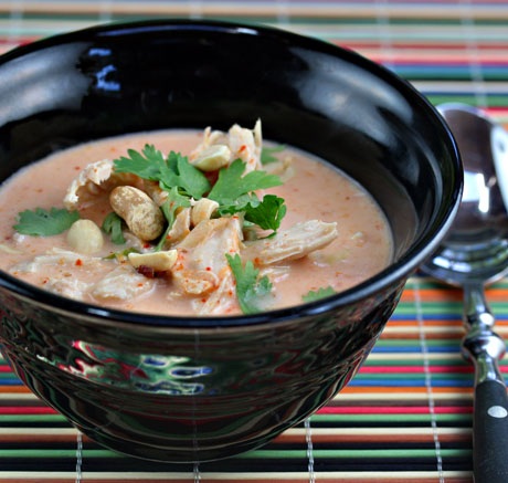 Thai-chicken-red-curry-coconut-soup
