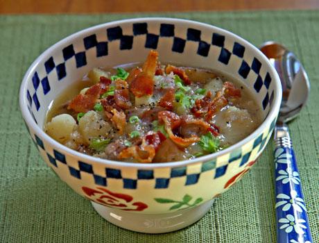 Potato-celery-root-and-bacon-soup