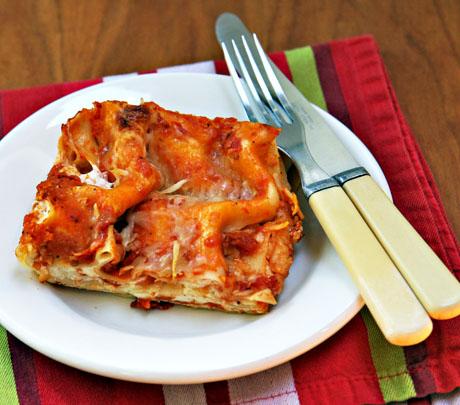 Lighter-vegetarian-lasagne