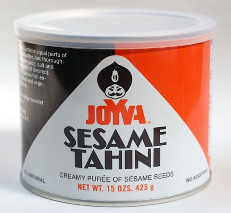 The Perfect Pantry®: Tahini (Recipe: traditional hummus) {vegan ...