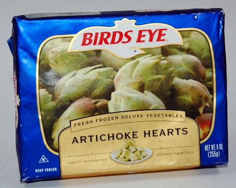 Artichokehearts