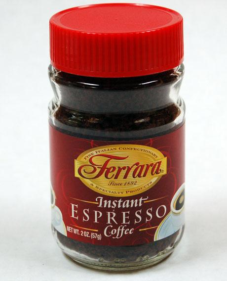 Instantcoffee