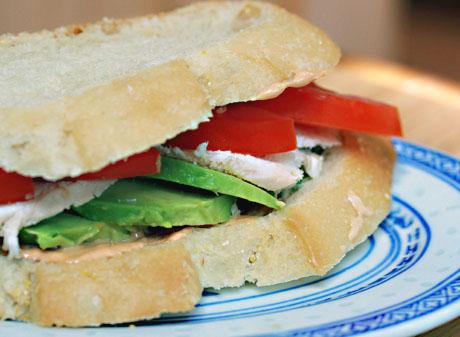 Chipotlechickensandwich