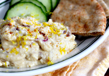 Lemon-onion-hummus-closeup