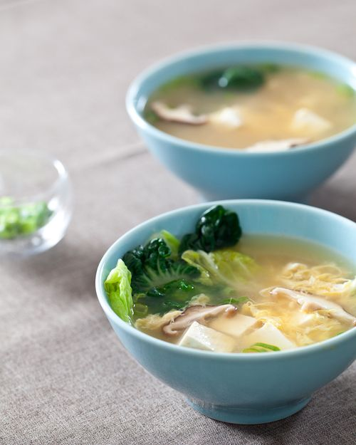 Seven soups every Saturday: miso soup recipes - Soup Chick®