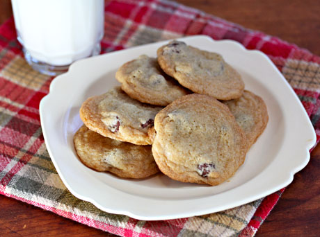Chocolate-chip-cookies-plate