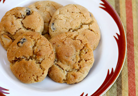 Granola-cookies