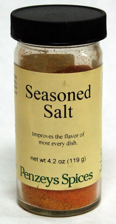 The Perfect Pantry®: Seasoned salt (Recipe: baked potato
