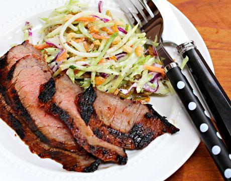 Spicy-asian-flank-steak