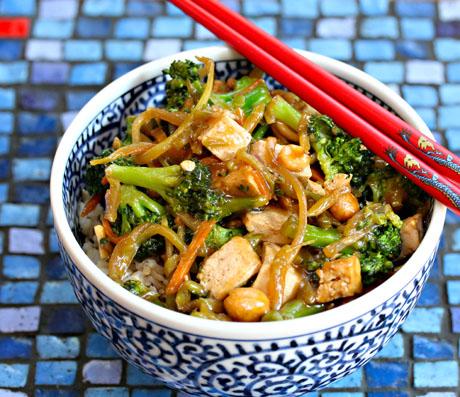 Broccoli-tofu-stir-fry