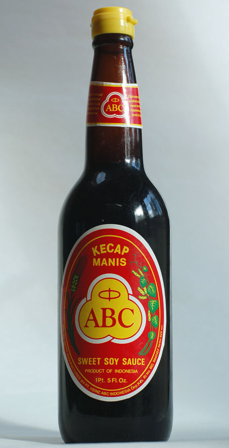 how to use abc sweet soy sauce