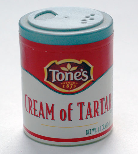 does cream of tartar have a shelf life